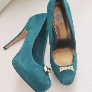 Dolce Vita - Suede high heels
